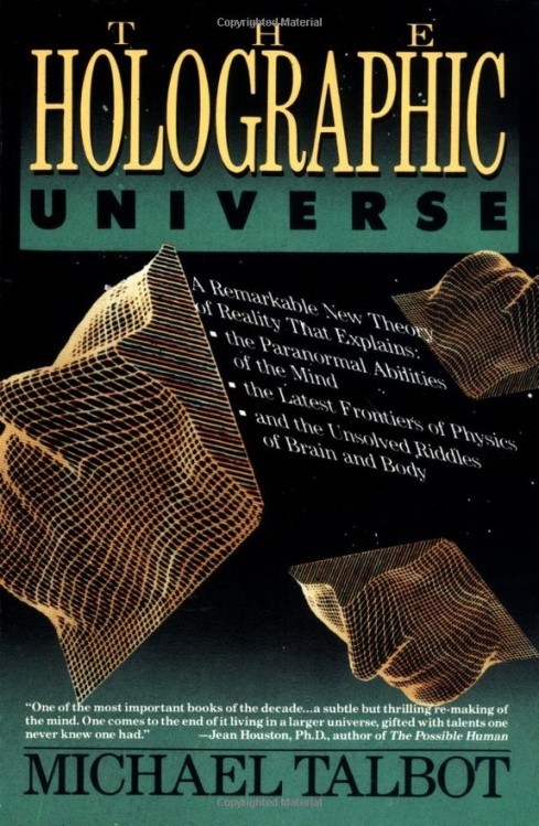 ... Holographic Universe