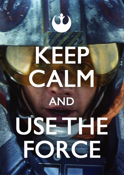 ... A Jedi Attitude