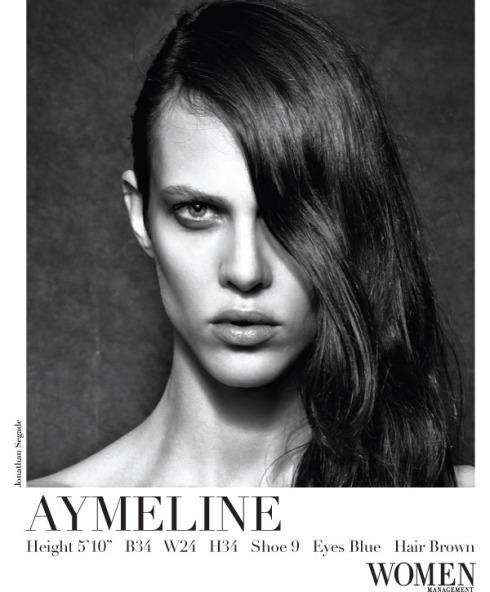 ... Aymeline Valade's Women Agency Composite