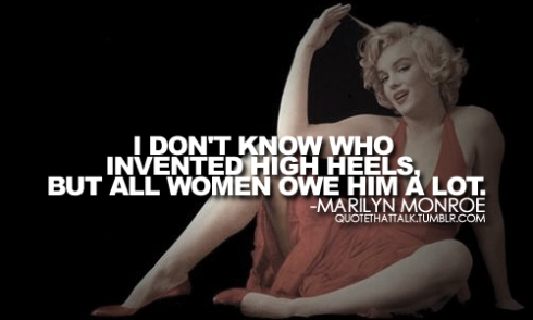 ... Marilyn Monroe