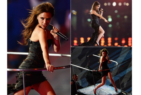 ... Victoria Beckham as Posh Spice