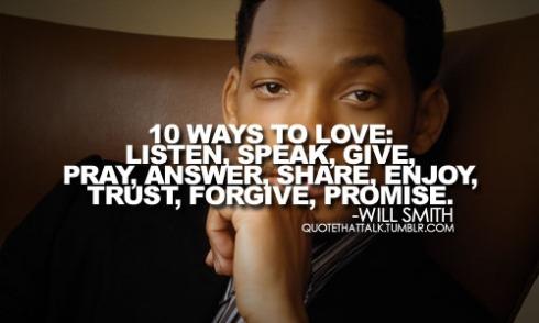 ... A Love Quote