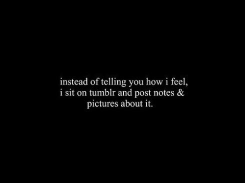 ... Tumblring