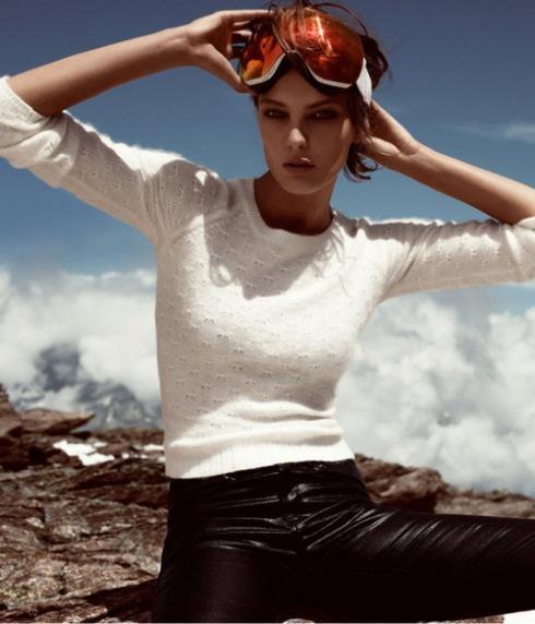 ... Daria Werbowy x H&M AW 2012/2013