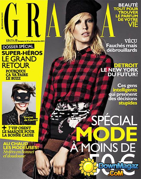 ... French Grazia Issue 22 November 2013
